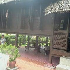 Photo taken at P. Ramlee's House by Rathos M. on 3/3/2012