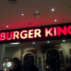 Photo taken at Burger King by Gustavo T. on 8/25/2012