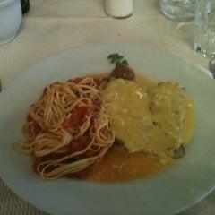 Photo taken at La Pasta Gialla by Isabela S. on 6/15/2012