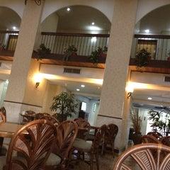 Photo taken at Hotel Eurobuilding Express by Luis J. on 6/20/2012