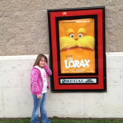 Photo taken at Regal Cinemas El Dorado Hills 14 & IMAX by Linda B. on 3/11/2012