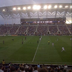 Photo taken at PPL Park by Michael G. on 7/29/2012