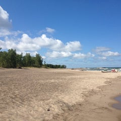 Photo taken at Presque Isle State Park by Bethia W. on 8/28/2012