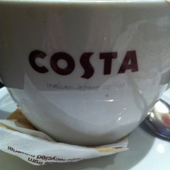 Photo taken at Costa Coffee by Eimear M. on 7/19/2012