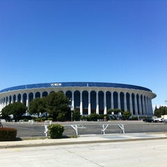 Photo taken at The Forum by Theron X. on 5/26/2012