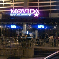 Photo taken at MOVIDA - Kitchen.Bar.Club Lounge by Wei Lik L. on 8/19/2012