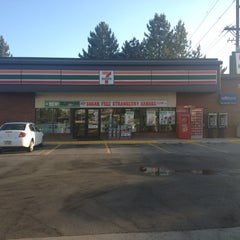 Photo taken at 7-Eleven by Adam M. on 7/4/2012
