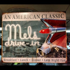 Photo taken at Mel's Drive-In by Rus S. on 3/22/2012