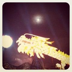 Photo taken at 圓滿戶外劇場 Fulfillment Amphitheatre by Ming C H. on 2/6/2012