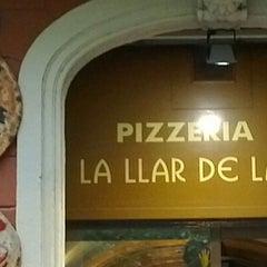 Photo taken at La Llar de la Vila by Hector on 7/21/2012