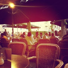 Photo taken at Café Le Journal by Willem R. on 7/27/2012