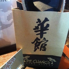 Photo taken at P.F. Chang's by Debbie E. on 7/25/2012
