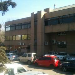 Photo taken at Universidad de Chile - Facultad de Ciencias Sociales by Marcelo C. on 9/10/2012