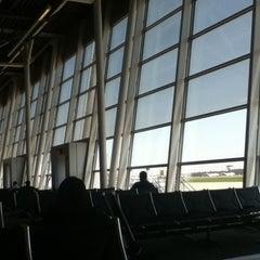 Photo taken at Gate A23 by Pamela A. on 8/30/2012