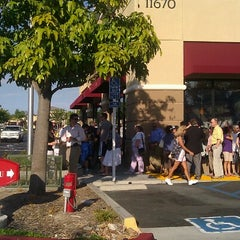 Photo taken at Chick-fil-A by Chiquita B. on 8/2/2012