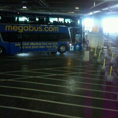 Photo taken at Megabus Stop - Washington, DC by Waddie G. on 2/25/2012