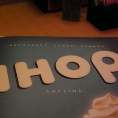 Photo taken at IHOP by Ren C. on 2/4/2012