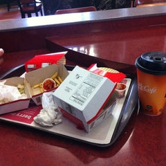 Photo taken at McDonald's by Girts K. on 4/26/2012