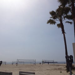 Photo taken at Beach Volleyball by Gabriela M. on 3/29/2012