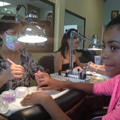 Photo taken at O.P.I. Nails by Jo Ann S. on 9/2/2012