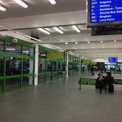 Photo taken at Broadmarsh Bus Station by Peter F. on 4/6/2012