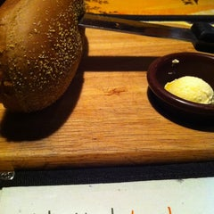 Photo taken at OUTBACK Steakhouse by Sohee K. on 3/26/2012