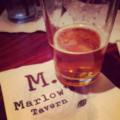 Photo taken at Marlow's Tavern by Michael O. on 8/8/2012