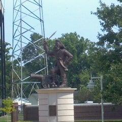 Photo taken at Minges Coliseum by Dennis C. on 7/2/2012