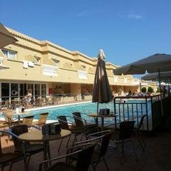 Foto tomada en Hotel RH Casablanca Suites Peñíscola por Jesus L. el 8/24/2012