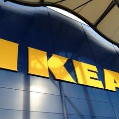 Photo taken at IKEA by Ian T. on 2/14/2012