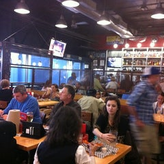 Photo taken at Bad Daddy's Burger Bar by Deuce G. on 3/4/2012