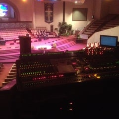 Photo taken at Oak Cliff Bible Fellowship by Andy E. on 6/3/2012