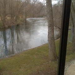 Photo taken at Brandywine River Museum of Art by Alan W. on 3/4/2012
