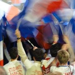 Photo taken at Siège de campagne de Nicolas Sarkozy by Gonzague d. on 3/19/2012