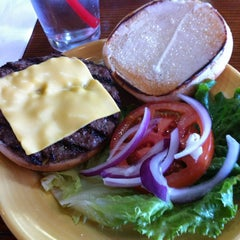 Photo taken at Sparky's Giant Burgers by l.a. i. on 4/17/2012