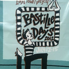 Photo taken at Bastille Days by Bob on 7/12/2012