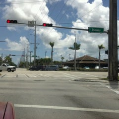 Photo taken at SW 144th Street & US1 by Kevin H. on 8/9/2012