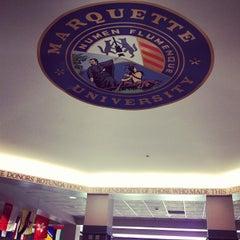 Photo taken at Alumni Memorial Union (AMU) by Father M. on 7/23/2012