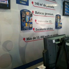 Photo taken at Cinépolis by Marie C. on 5/7/2012