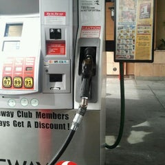 Photo taken at Safeway Fuel Station by Ben D. on 2/26/2012