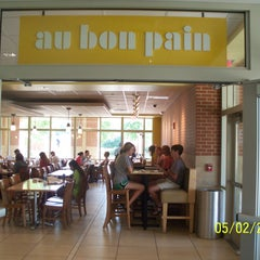 Photo taken at Au Bon Pain by Tiger Dining on 5/4/2012
