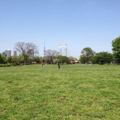 Photo taken at 木場公園 by Takahisa F. on 4/28/2012