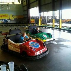 Photo taken at Livingston's Amusement Center by Shea G. on 5/13/2012