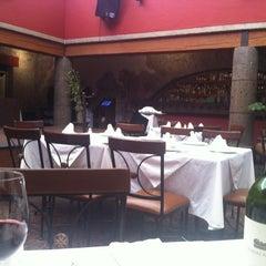 Photo taken at El Caserío Restaurante Bar by José V. on 5/29/2012