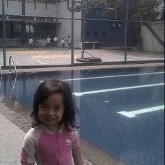 Photo taken at Highscope Indonesia by Yuke Jelita on 8/14/2012