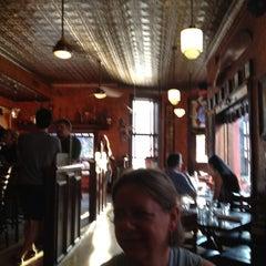 Photo taken at Cafe Saint-Ex by Sarah M. on 8/4/2012