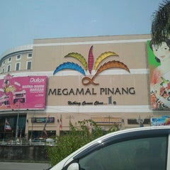 Photo taken at Megamall Pinang / Pacific Hyperstore by dato' f. on 8/13/2012