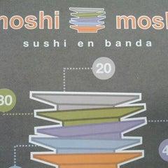 Photo taken at Moshi Moshi by Eduardo G. on 5/15/2012