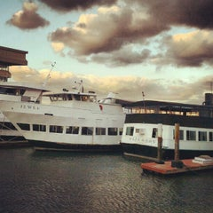 Photo taken at Half Moon Party Boat by Chelsa on 9/5/2012