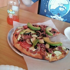 Photo taken at zpizza by Shawn O. on 4/12/2012